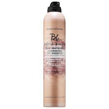 Bumble and bumble Bb. Pret-a-Powder Tres Invisible Nourishing Dry Shampoo with Hibiscus Extract 7.5 oz/ 340 mL