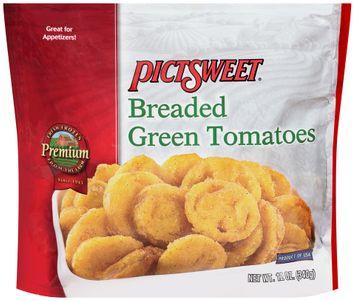 pictsweet® premium breaded green tomatoes