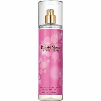 Britney Spears Private Show Fine Fragrance Mist, 8 fl oz