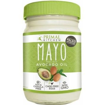 Primal Kitchen Paleo Approved Avocado Oil Mayo, 12 Oz (9 Jars)
