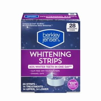 Berkley Jensen Teeth Whitening Strips, 28 ct.