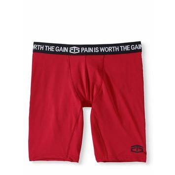 TAPOUT Men's Performance Long Leg Boxer Brief