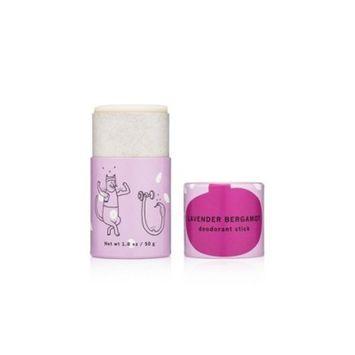 Meow Meow Tweet Deodorant Stick - Lavender Bergamot - 1.8oz