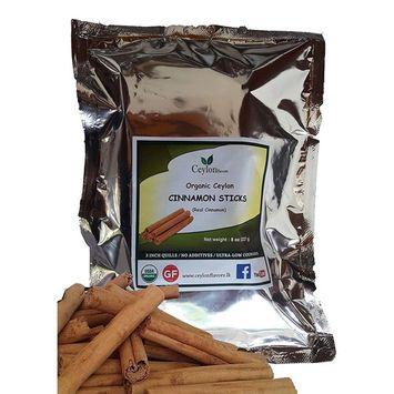 Organic Ceylon cinnamon sticks 3