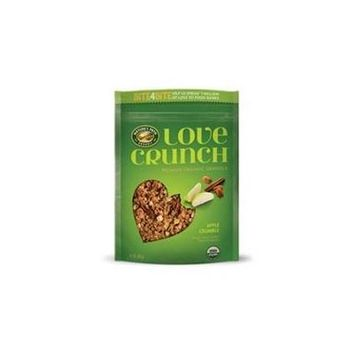 Nature`S Path Love Crunch Apple Crumble 11.5 Oz (Pack of 6)