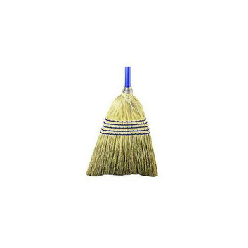 Quickie 905-6 100 Percent Corn Broom - Pack of 6