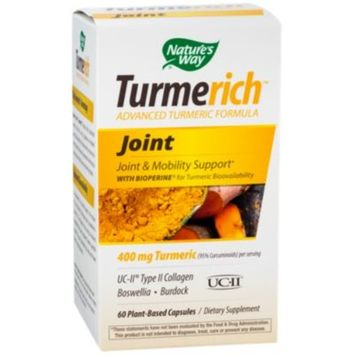 Turmeric Joint (60 Capsules) by Natures Way at the Vitamin Shoppe