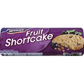 Mcvities Cookie Fruit Shortcake 7.06 Oz Case of 12