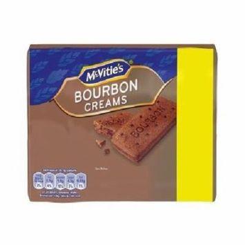 McVities Bourbon Cream Biscuits 300g (Pack of 6)
