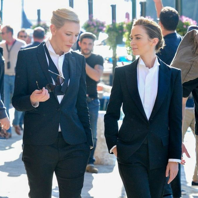 Fall Favorites: A Woman's Guide to Adapting Menswear
