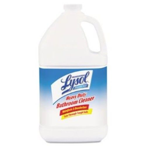 Disinfectant Heavy-Duty Bath Cleaner, Lime, 1gal, Sold as 1 Each