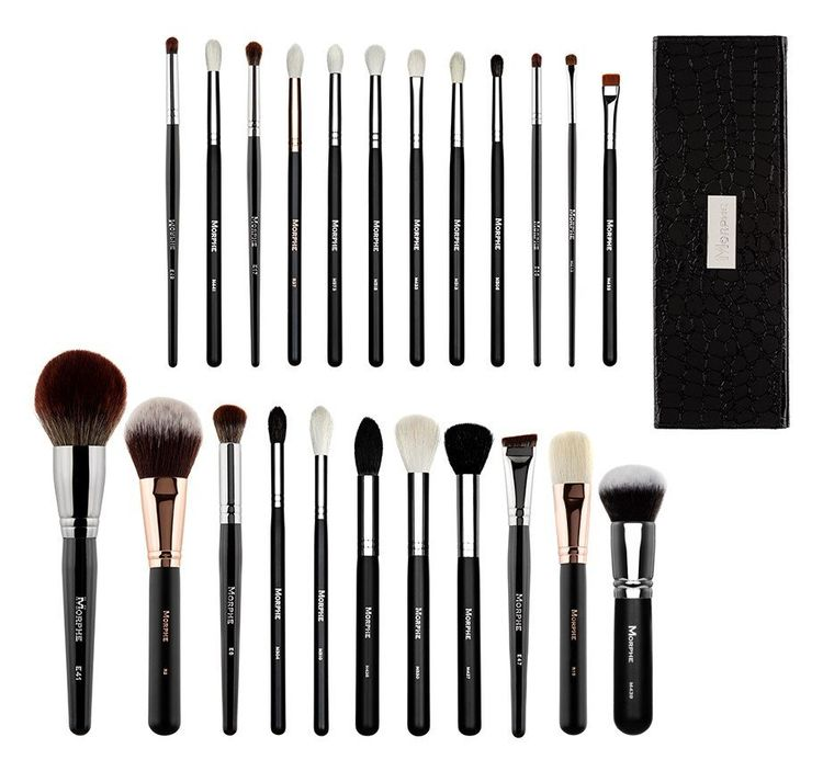 Morphe x Jaclyn Hill Favorite Brush Collection