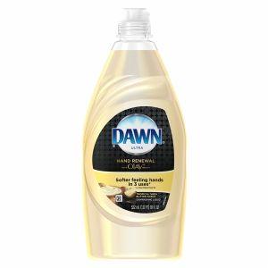 Dawn Hand Renewal with Olay Dishwashing Liquid Tropical Shea Butter