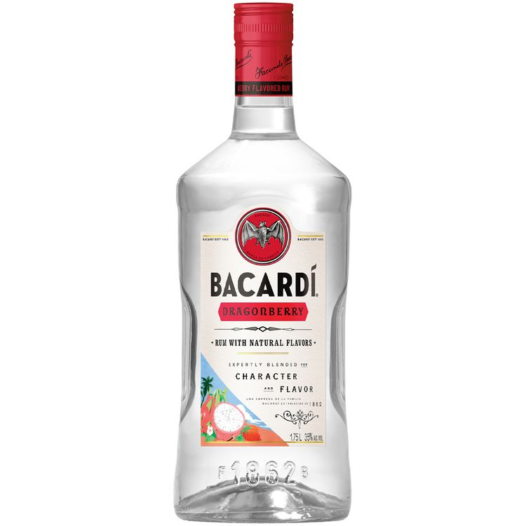 Bacardi® Dragonberry Rum 1.75L