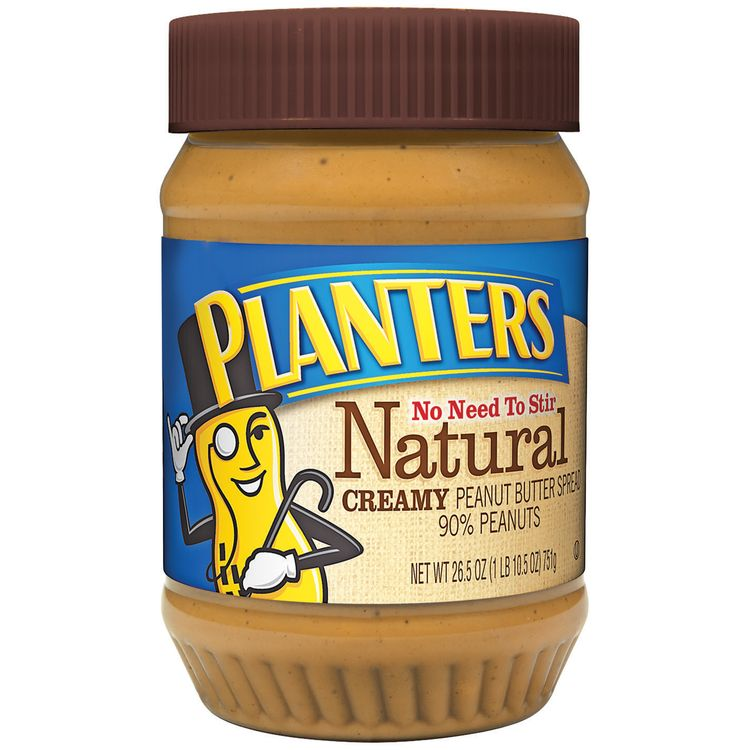 Planters Natural Creamy Peanut Butter
