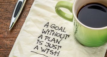 We're Seriously Committing to Our 2021 Goals, Here's How You Can Too