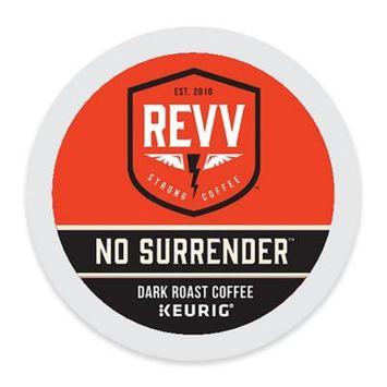 Keurig Revv No Surrender Dark Roast Coffee - Keurig K-Cup Pods - 16ct