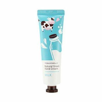 TonyMoly Natural Green Hand Cream #3 Milk