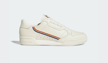 ADIDAS Originals Continental 80 Pride Shoes