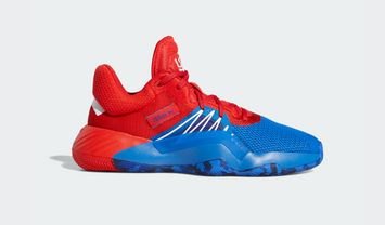 ADIDAS Basketball Marvel's Amazing Spider-Man   D.O.N. Issue #1 Shoes