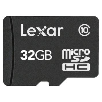 Lexar Microsdhc LEXAR 32gb