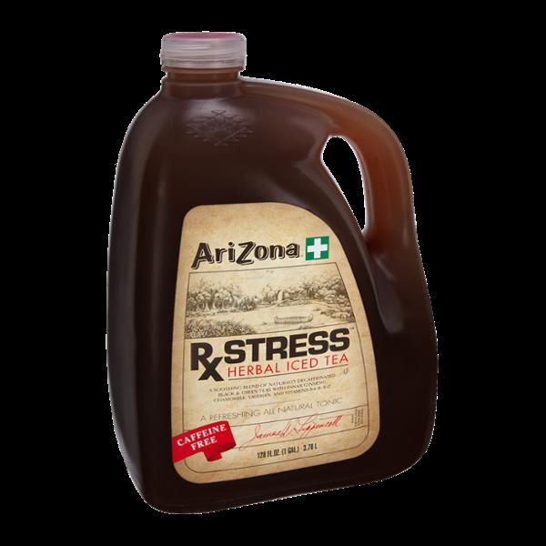AriZona RX Stress Herbal Iced Tea