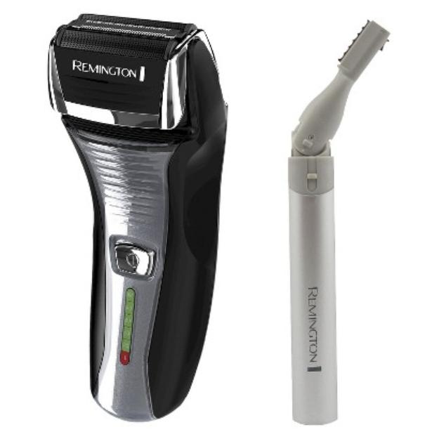 Remington Diamond Intercept Foil Shaver with Pen Trimmer