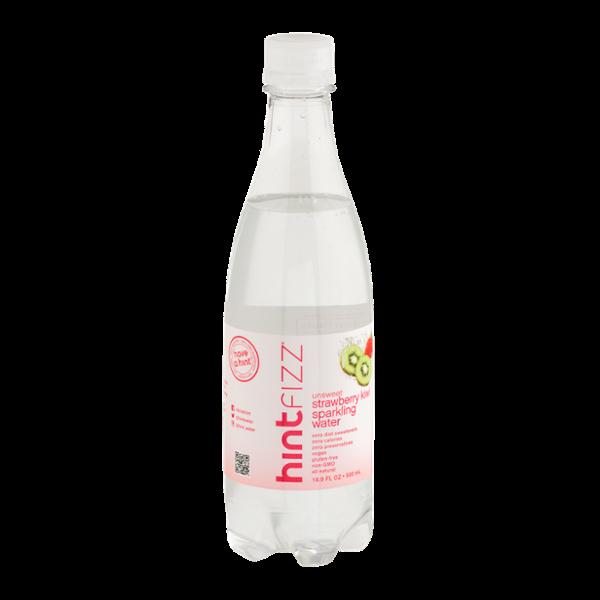 Hint Fizz Unsweet Sparkling Water Strawberry Kiwi