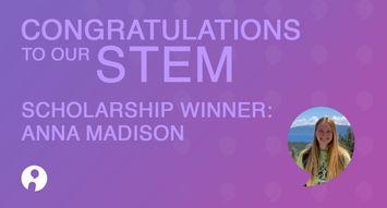 Influenster Women in STEM Winner: Anna Madison