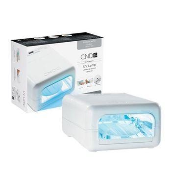 Creative Nail Design CND Shellac Light Official UV Lamp - (Use with CND Shellac Color Coat Gel Nail Polish)