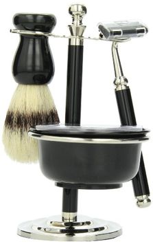 Colonel Conk No.243 Double Track Shave Set