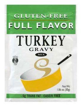 Full Flavor Foods Gluten-Free Turkey Gravy Mix - 6 pk.