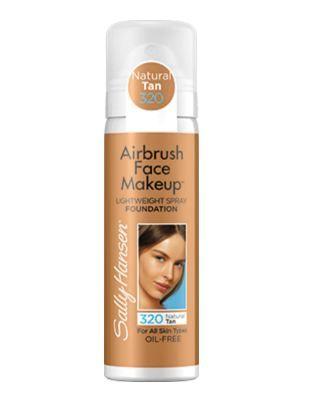 Sally Hansen® Airbrush Face Makeup™ Liquid Foundation