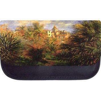 Monet's Garden in Bordighera Painting Print Design - 5