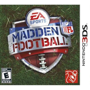 Ent. Madden NFL Football 2011 3DS by 3DS