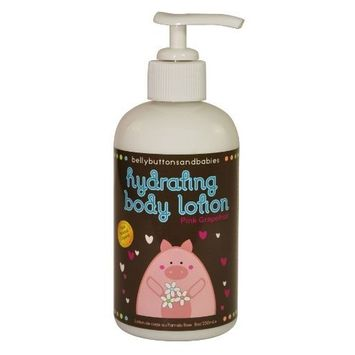 Belly Buttons and Babies Grapefruit Body Lotion, Pink (Discontinued by Manufacturer)