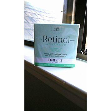 Delfanti Milano Retinol Advanced Daily Anti-Aging Cream 1.7 Oz