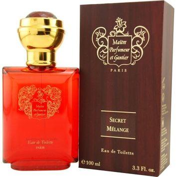 Maitre Parfumeur Et Gantier Secret Melange Eau De Toilette Spray for Men