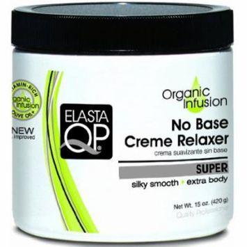 Elasta QP No Base Relaxer - Super 15 oz. (Pack of 6)
