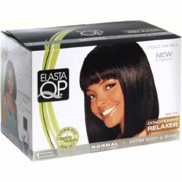 Elasta QP No-Lye Relaxer Kit - Normal New Kit (Pack of 2)