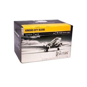 The Roasterine Kansas City Blend Keurig K-Cups - 4.7oz/12ct