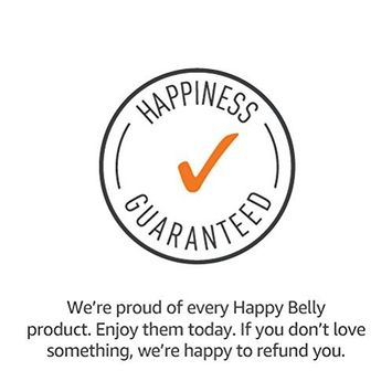 Amazon Brand - Happy Belly Roasted & Salted California Almonds, 48 Ounce [Roasted & Salted Almonds]