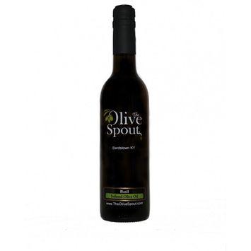 Infused Extra Virgin Olive Oil, Basil 375ml [Basil]