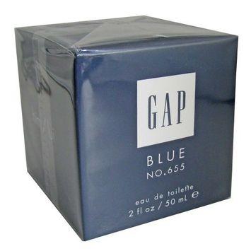 Gap Blue No. 655 Eau de Toilette Spray for Him