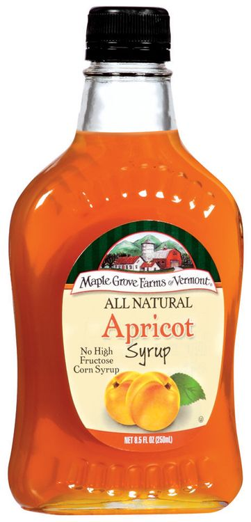 Maple Grove Farms Apricot Syrup