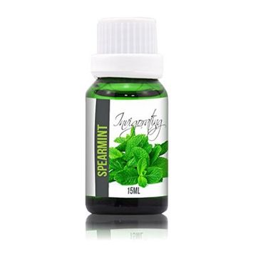 Simply Diffusers Spearmint All-Natural Essential Oil Therapeutic Grade (15ml)
