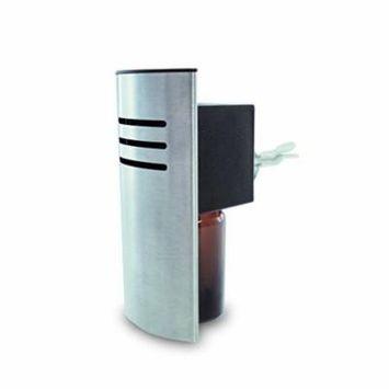 Vent Clip Vehicle Essential Oil Car Air Freshener (Silver)