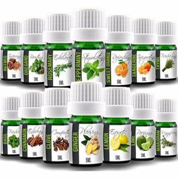 Aroma2Go All Natural 100% Pure Essential Oil Sets (Cooking Set)