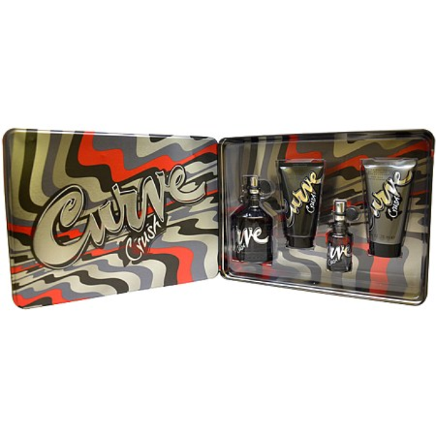 Liz Claiborne Curve Crush Gift Set for Men, 4 Piece, 1 set