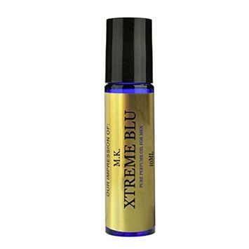 XTREME BLU Perfume Oil for men. A Premium IMPRESSION Perfume with SIMILAR Fragrance Accords to Famous Designers. This is a VERSION/TYPE Oil; Not Original Brand